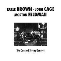 PLAYS BROWN, CAGE & FELDMAN
