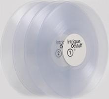 leyland kirby - Intrigue & Stuff Volumes 1-4