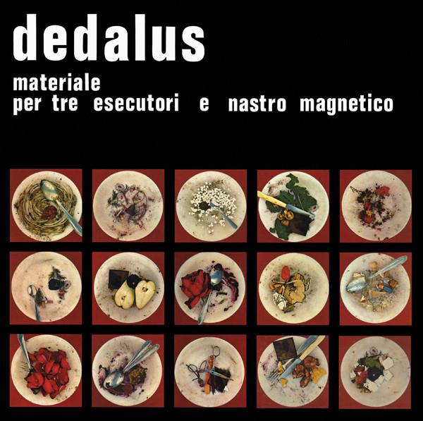 dedalus - Materiale per tre esecutori e nastro magnetico (Lp)
