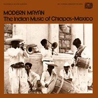 The Indian Music Of Chiapas, Mexico