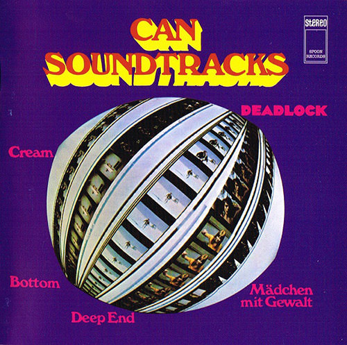 can - Soundtracks (Lp)