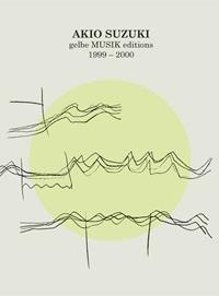 GELBE MUSIK EDITIONS 1999 - 2000