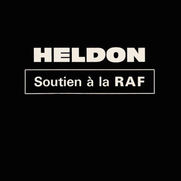 heldon - Soutien a la RAF
