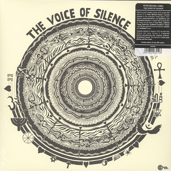 THE VOICE OF SILENCE (LP)