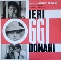 Ieri Oggi Domani (Original Soundtrack)