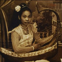 THE CRYING PRINCESS - 78RPM RECORDS FROM BURMA