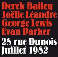 28 RUE DUNOIS, JUILLET 1982