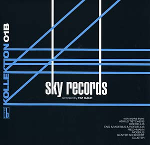 Kollektion 01: Sky Records compiled by Tim Gane: Volume B