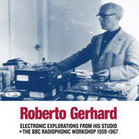 Electronic Explorations from his Studio + the BBC Radiophonic Wo
