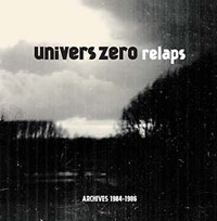 RELAPS/ARCHIVES 1984-1986