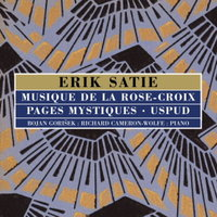 MUSIQUE DE LA ROSE + CROIX / PAGES MYSTIQUES/ USPUD