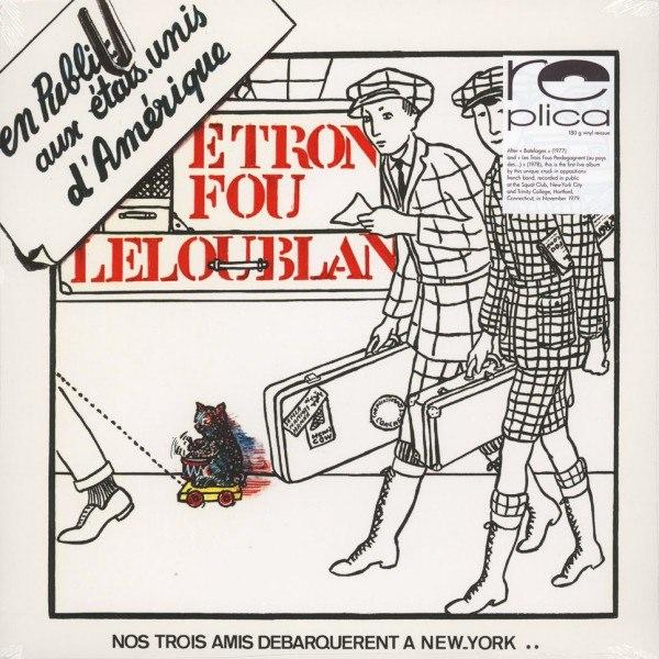 EN PUBLIC AUX ETATS-UNIS D'AMERIQUE (LP)