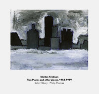 morton feldman - Two pianos and other pieces, 1953-1969