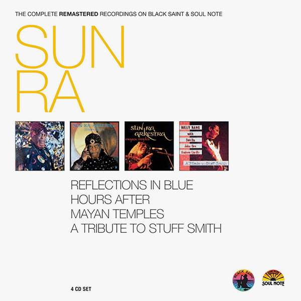 sun ra - The Complete Remastered Recordings on Black Saint & Soul Note