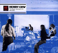 henry cow - The Road: Volumes 6-10 (with Dvd)