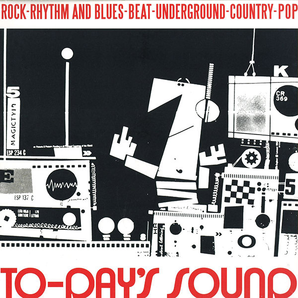 TO-DAY'S SOUND (2LP)