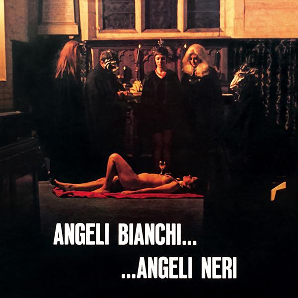 ANGELI BIANCHI... ANGELI NERI (LP)