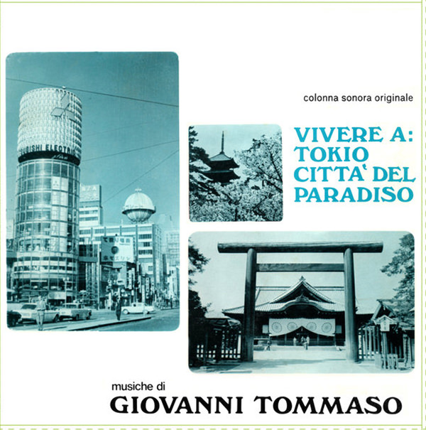 VIVERE A TOKYO: CITTA' DEL PARADISO