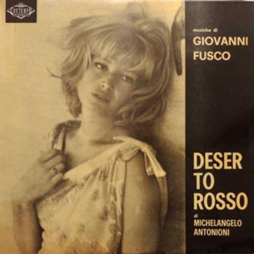 DESERTO ROSSO