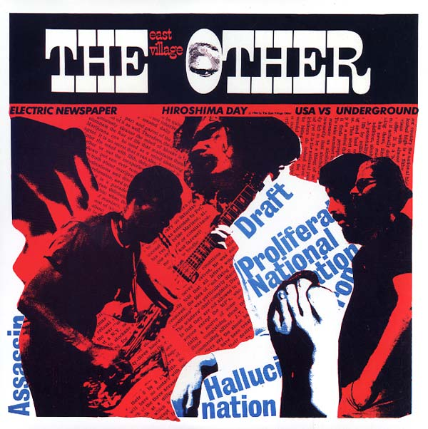 various - The East Village Other (LP)
