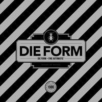 Die Form - Fine Automatic 2 (Red LP)