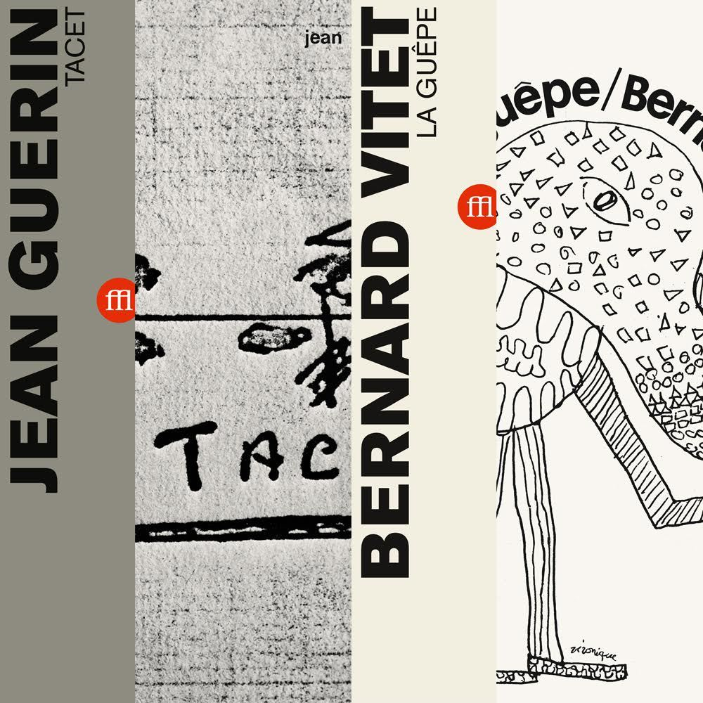 BERNARD VITET, JEAN GUERIN IN BUNDLE