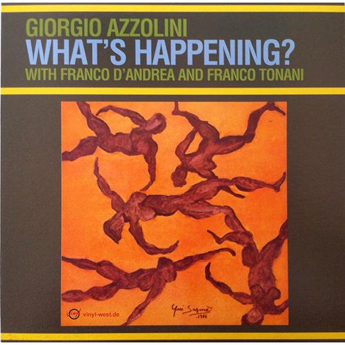 giorgio azzolini - What's happening? (Lp)