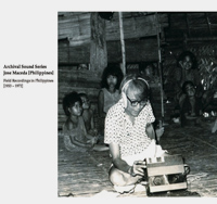 FIELD RECORDINGS IN PHILIPPINES [1953-1972]