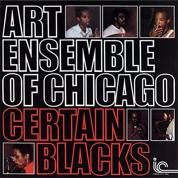 Certain Blacks (LP)