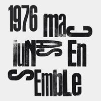 maciunas ensemble - 1976