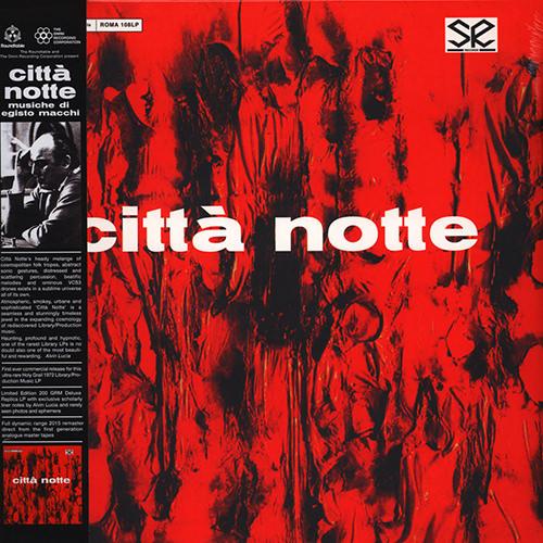CITTà NOTTE (LP)