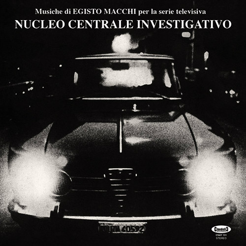 NUCLEO CENTRALE INVESTIGATIVO (LP+7