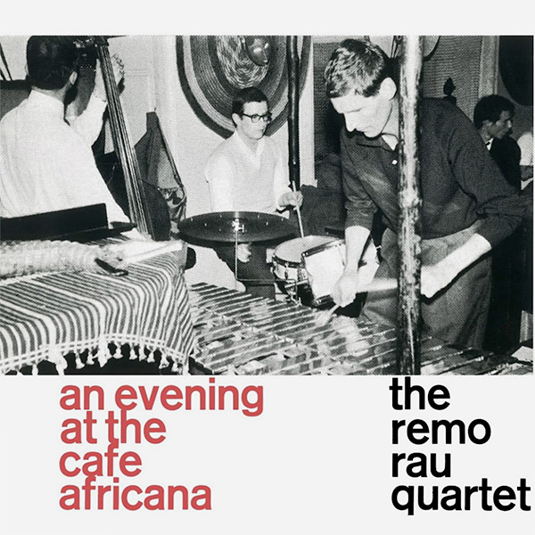 An Evening At The Cafe Africana (Lp)