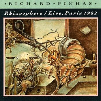 richard pinhas - Rhizosphere/Live, Paris 1982