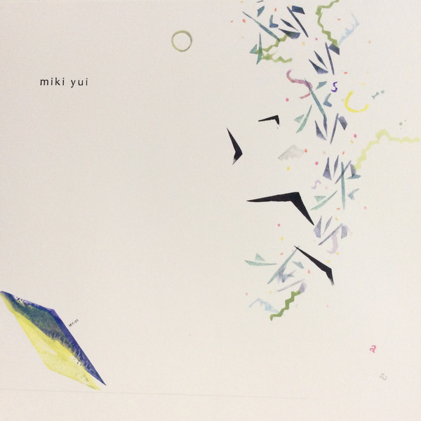 miki yui - Oscilla (Lp + Cd)