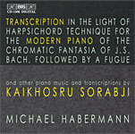PIANO MUSIC AND TRANSCRIPTIONS