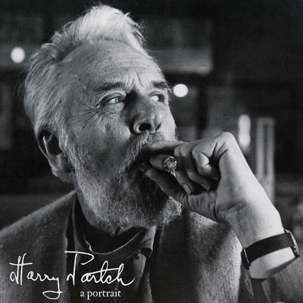 harry partch - A Portrait