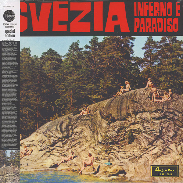 Svezia Inferno E Paradiso (Lp+Cd)