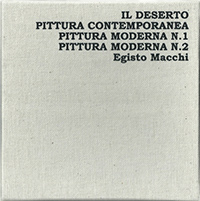 IL DESERTO / PITTURA CONTEMPORANEA / MODERNA N. 1 & 2 (3XCD BOX)