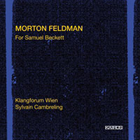 morton feldman - For Samuel Beckett