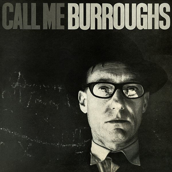 william burroughs - Call Me Burroughs (Lp)