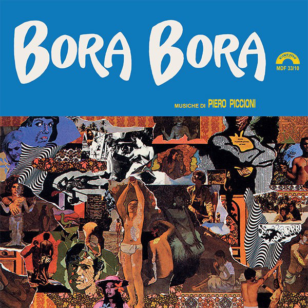 piero piccioni - Bora Bora