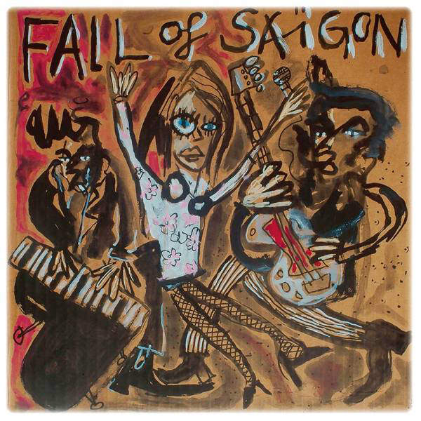 fall of saigon - Fall of Saigon (Lp)