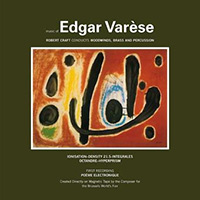 MUSIC OF EDGAR VARESE VOL. 1