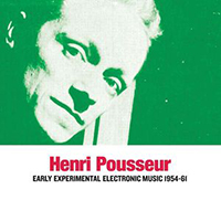 Early Experimental Electronic Music 1954-61