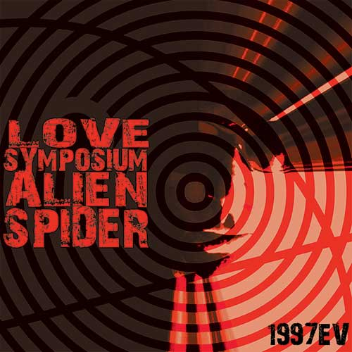 LOVE SYMPOSIUM ALIEN SPIDER