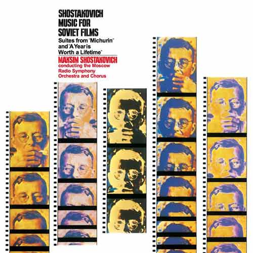 MUSIC FOR SOVIET FILMS