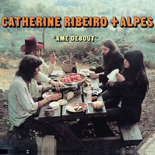 AME DEBOUT (LP)