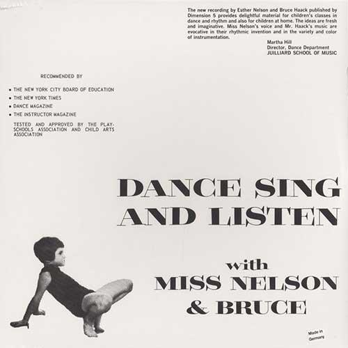 DANCE SING AND LISTEN