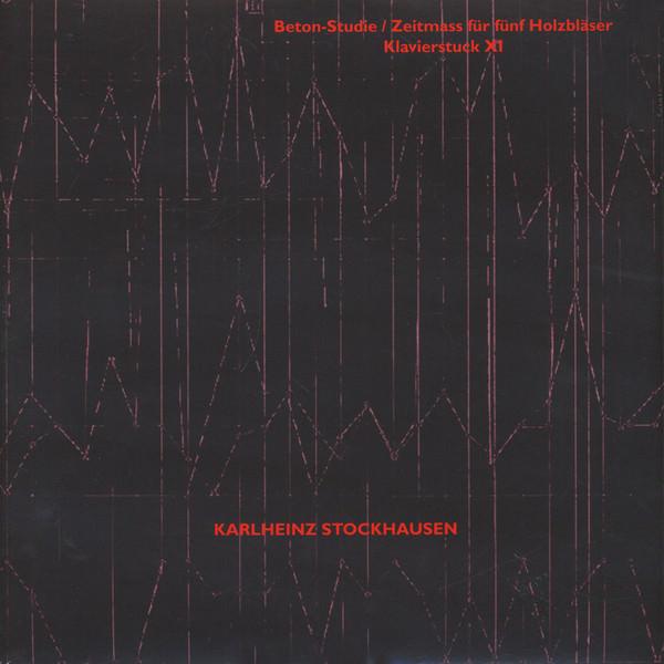 Beton-studie / Zeitmass Fur Funf Holzblaser (Lp)